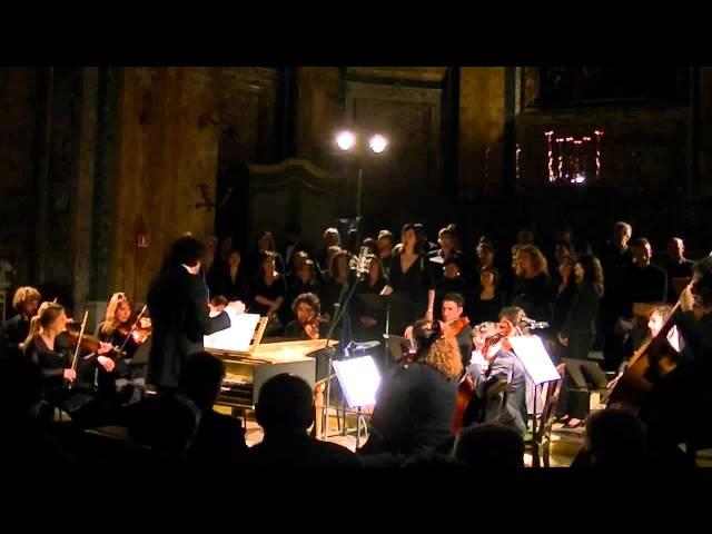 Ensemble Talenti Vulcanici - Stabat Mater di Giacomo Sellitti (1740)