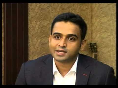 A youth from Karnataka launched an online discount broking company