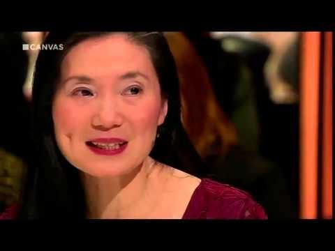 Lulu Wang Regenland Nederland, wo ai ni @ Reyers Laat Canvas 12/12/12