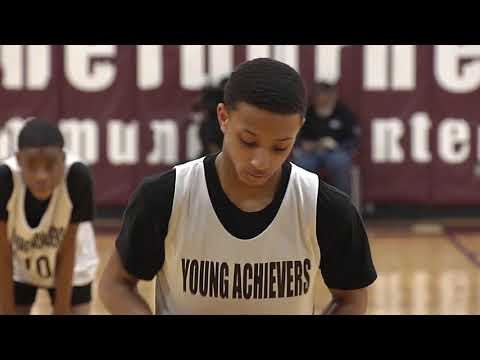 Game of the Week Play of the Game: Young Achievers' Jasaad Fenton Behind the Back and 1