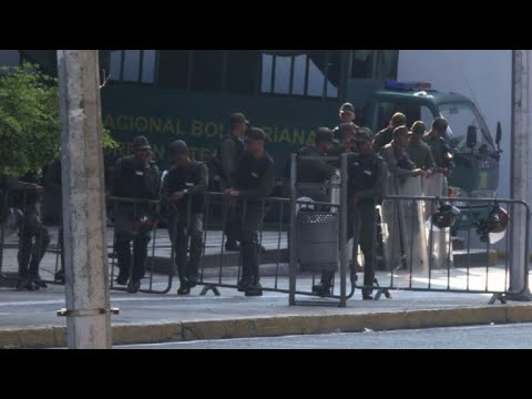 Venezuela: Public prosecutor's office 'under siege' by military