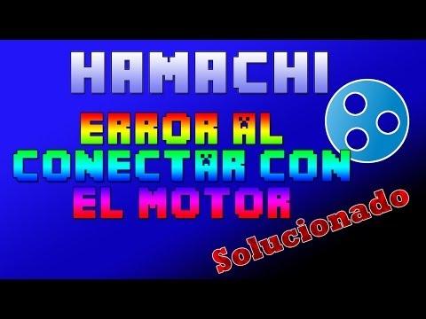 Error al conectar con el Motor en Hamachi (SOLUCIÓN)