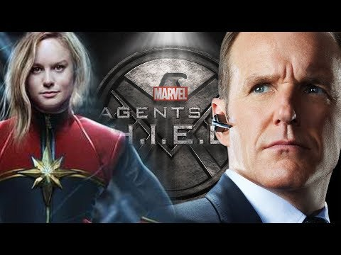 Does Coulson In Captain Marvel Mean Agents Of Shield Is Done? - TJCS Companion Video