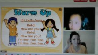 VIPKid - Teaching Trial Lessons to Beginners