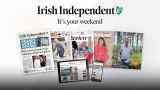 Irish Independent on Saturday July 20