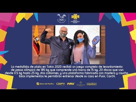 Programa Ecuador Olímpico 17 octubre 2021