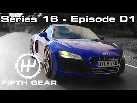 Fifth Gear: Series 16 Episode 1