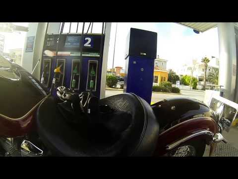 Motorcycle video ride Cyprus to Kato Pygros part seven apr 2014