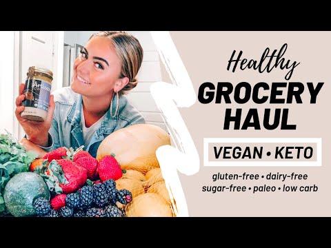 keto-grocery-haul:-dairy-free,-gluten-free,-plant-based,-sugar-free,-low-carb,-vegan