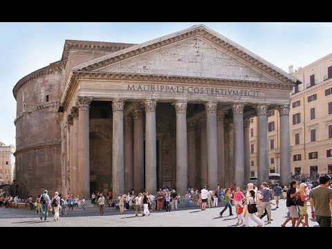 Pantheon, Roman Temple to all the gods