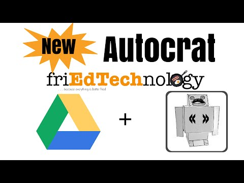 How to Use the NEW Autocrat