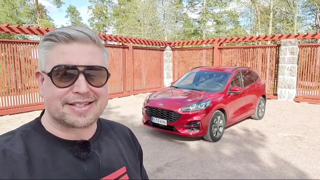 Ford Kuga Phev Youtube