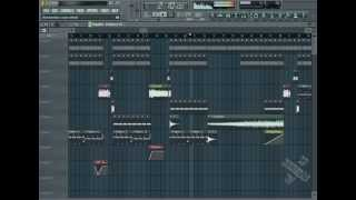 Yolanda Be Cool & DCUP - We No Speak Americano(DJ KOBUKAN dutch house remix) in FL studio 9