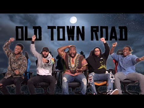 Lil Nas X - Old Town Road Official Movie Ft Billy Ray Cyrus Reaction/Review!!