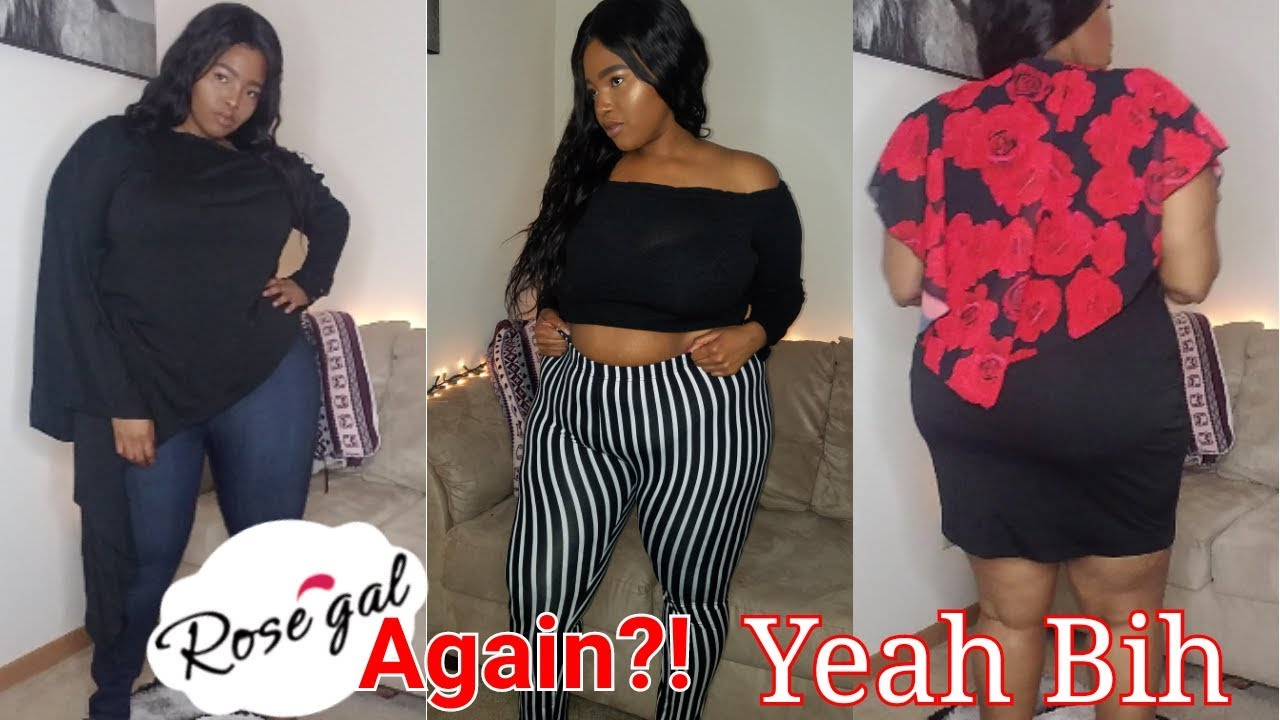 65aa544fd2 Rosegal Plus Size Try On Haul | Victoria Lashay - Victoria LaShay
