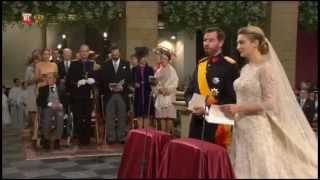 Свадьба принца Люксембурга