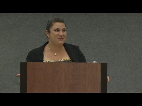 Frank Islam Athenaeum Symposia: Samantha Lakin