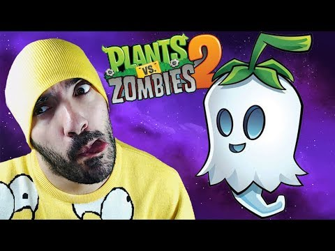 EL CHILE FANTASMA ⭐️ Plants vs Zombies 2 | iTownGamePlay