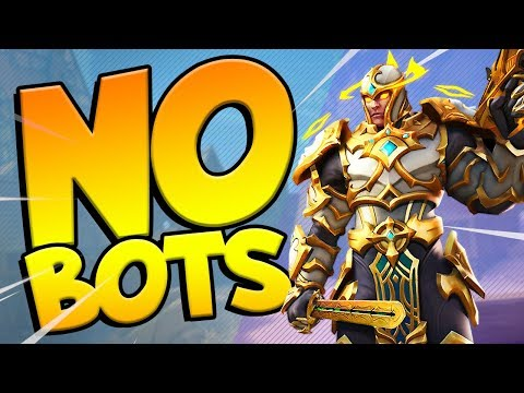 Realm Royale WITHOUT BOTS?!