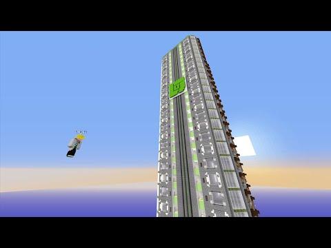 We lieten 100 spelers een appartement bouwen in LOG TOWER