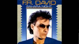 Sahara Nights | F.R. David