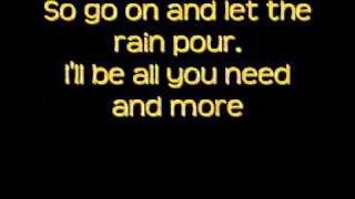 JLS Umbrella lyrics