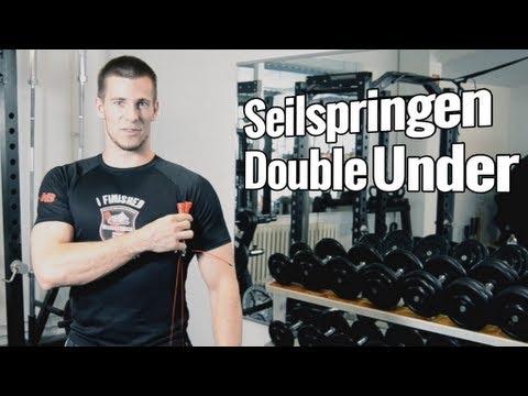 Seilspringen Double Under (Doppelschlag) | Richtige Technik!