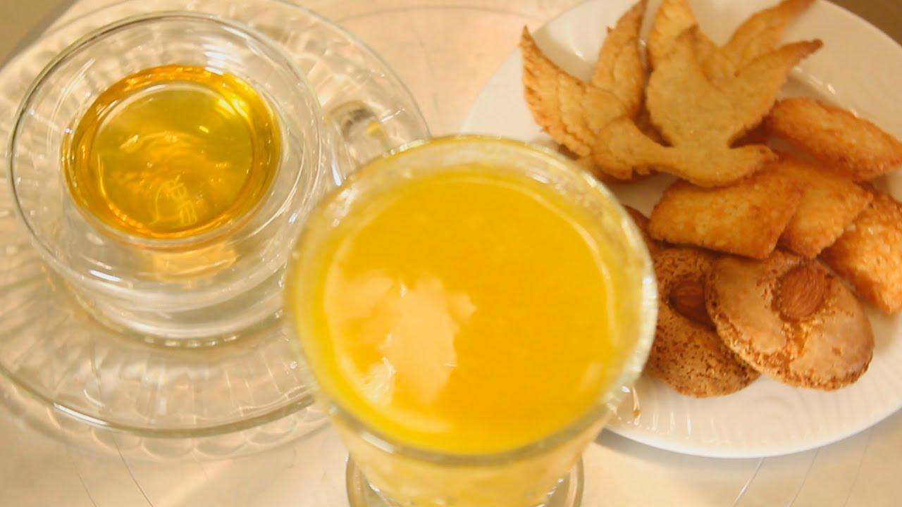 Чай облепихово-апельсиновый. Рецепт от шеф-повара.