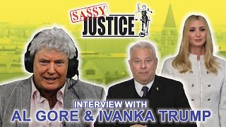 Al Gore is Totally Cereal on the Dangers of Deepfakes | Sassy Justice with Fred Sassy