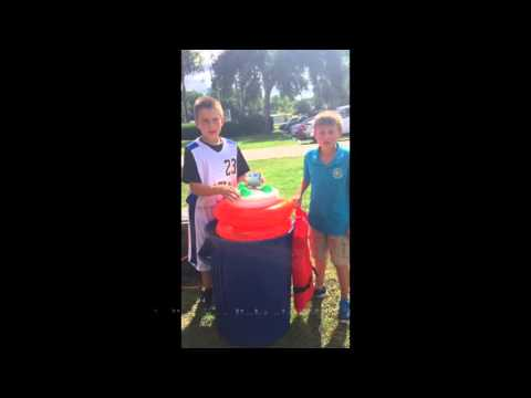 Dunnellon Christian Academy-DCA Floodbucket