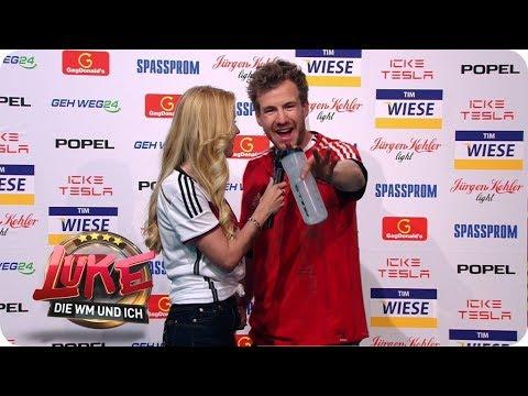 KICK - Lukes improvisierte Fußballshow - LUKE! Die WM und ich