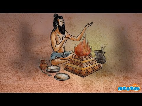 Vedic Age in India & Contribution to Culture | Mocomi Kids