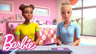 Barbie and Nikki Discuss Racism | Barbie Vlogs | @Barbie