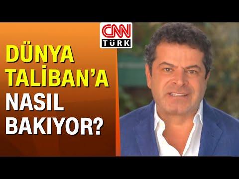 Dünya Taliban'ı tanıyacak mı? Cüneyt Özdemir'den dikkat çeken açıklamalar – 5N1K