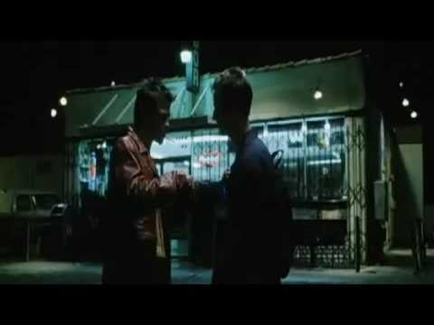 FIGHT CLUB with Brad Pitt as Tyler Durden