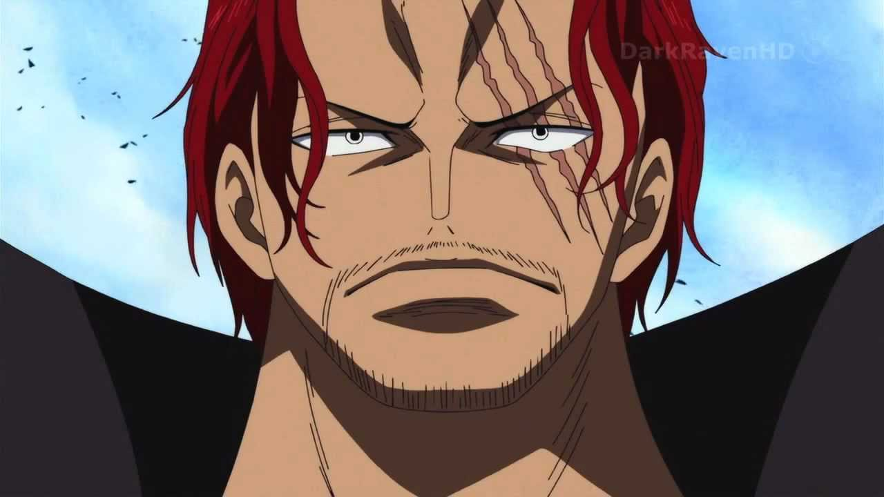 Rencontre entre luffy shanks