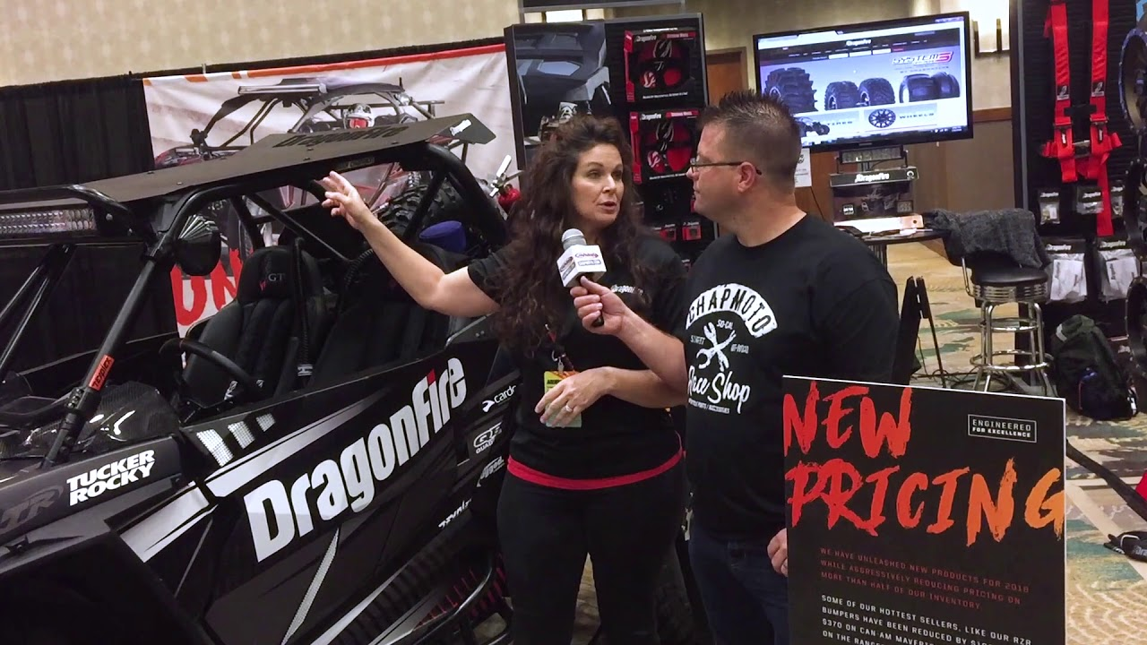 Dragonfire Racing Evo Harness Body Contoured 14-0040