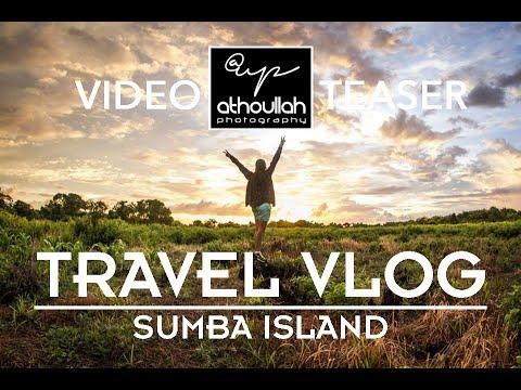 TRAVEL VLOG - Explore Sumba Island, Nusa Tenggara Timur [Video Teaser]