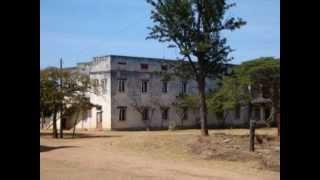 Angola Luena - Igreja Sacalumbo Nossa Senhora das Vitórias do Luena
