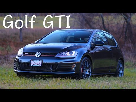 2016 VW Golf GTI Mk7 with Performance Pack review