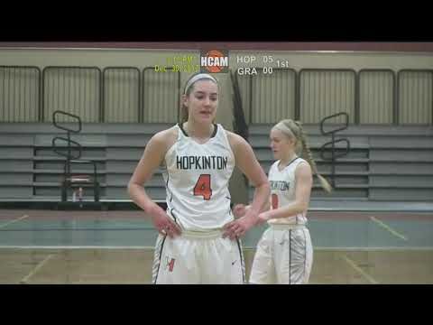 Hiller Varsity Girls Basketball vs. Grafton