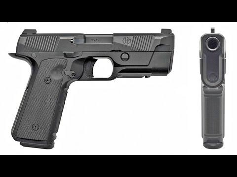 Hudson Mfg H9 Pistol