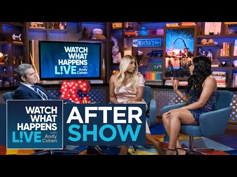 After Show: Nene Leakes On Vicki Gunvalson And Steve Lodge | RHOA & RHOC | WWHL