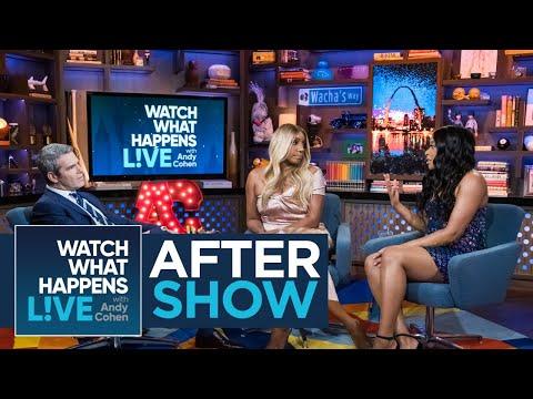 After Show: Nene Leakes On Vicki Gunvalson And Steve Lodge  RHOA & RHOC  WWHL