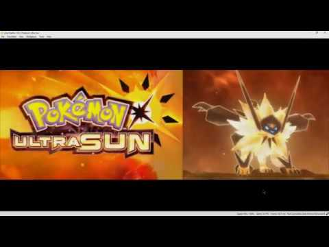 POKEMON Citra ULTRA SUN AND MOON EXP MULTIPLIER CHEAT CODE