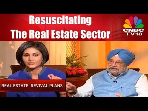 Resuscitating The Real Estate Sector | CNBC TV18
