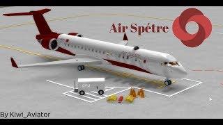 ROBLOX - Air Spetre[]CRJ-700[]Gold Coast - ??? []Success