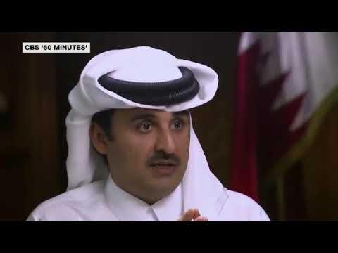 Qatar emir CBS 60 Minutes says open to Trump-hosted talks over Gulf crisis: CBS