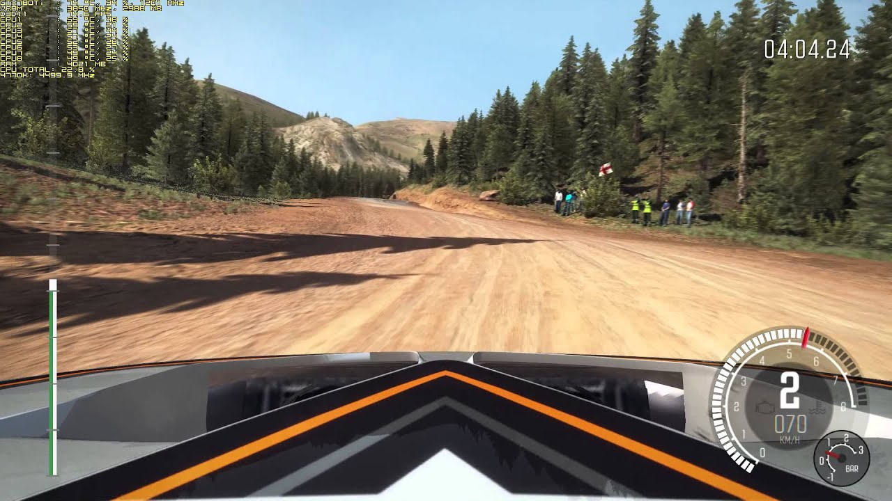 dirt rally update pikes peak hill climb peugeot 405 t16 pikes peak youtube. Black Bedroom Furniture Sets. Home Design Ideas