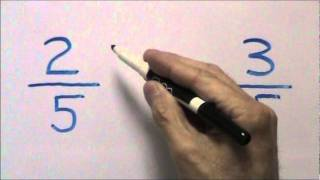 Comparing 2 Fractions